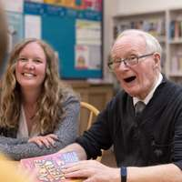 Stirling Library - Reading Friends project