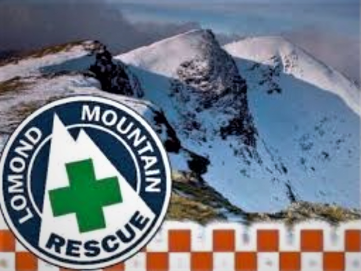 Lomond Mountain Rescue Team Member