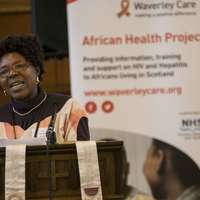 Waverley Care - African Health Project (North Lanarkshire)