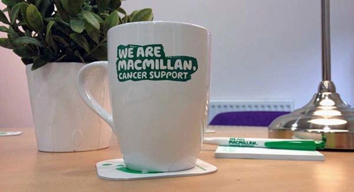 Macmillan Support Drop In - Alexandria Library