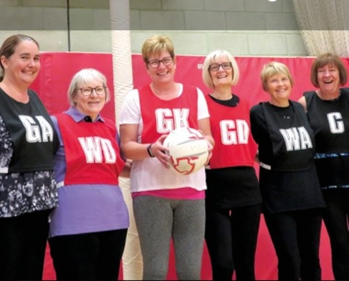 Walking Netball at The Peak
